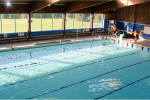 Swimming pool at West Lindsey Leisure Centre: Gainsborough